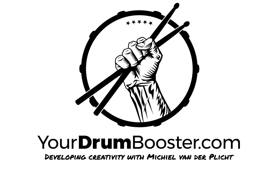 Your Drum Booster - Developing Creativity with Michiel van der Plicht